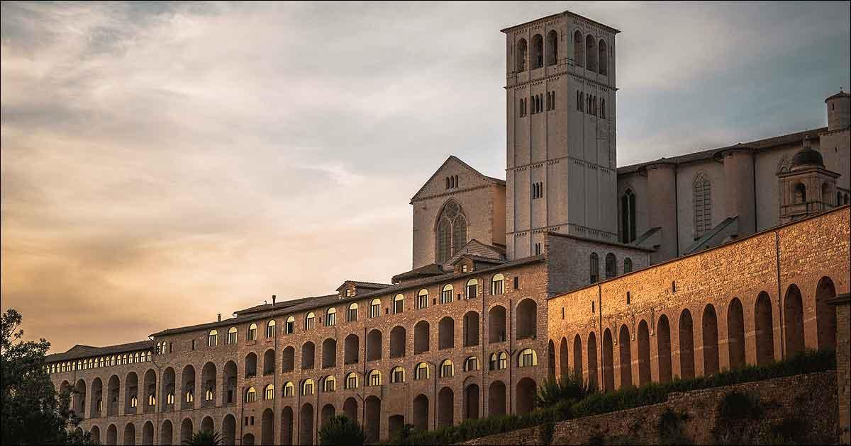 Vores Spirit of Assisi Retreats