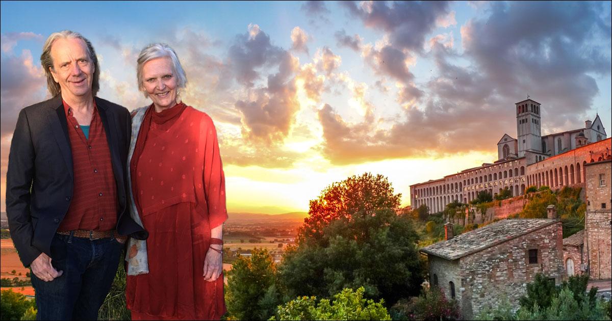 Stille Retræte i Assisi
