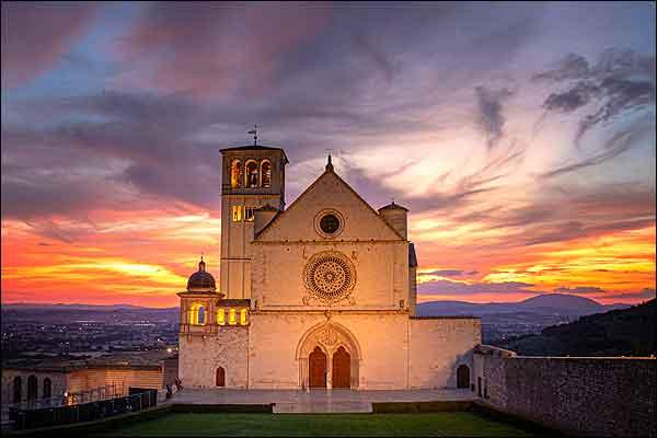 The Spirit of Assisi Retreats
